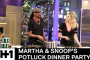 Snoop Dogg + LL Cool J Try To Distract Martha In The Kitchen - S2 | Episode 4 · Clip