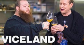 The Untitled Action Bronson Show - S1 EP55 | Carson Kressley Flips His Cup!